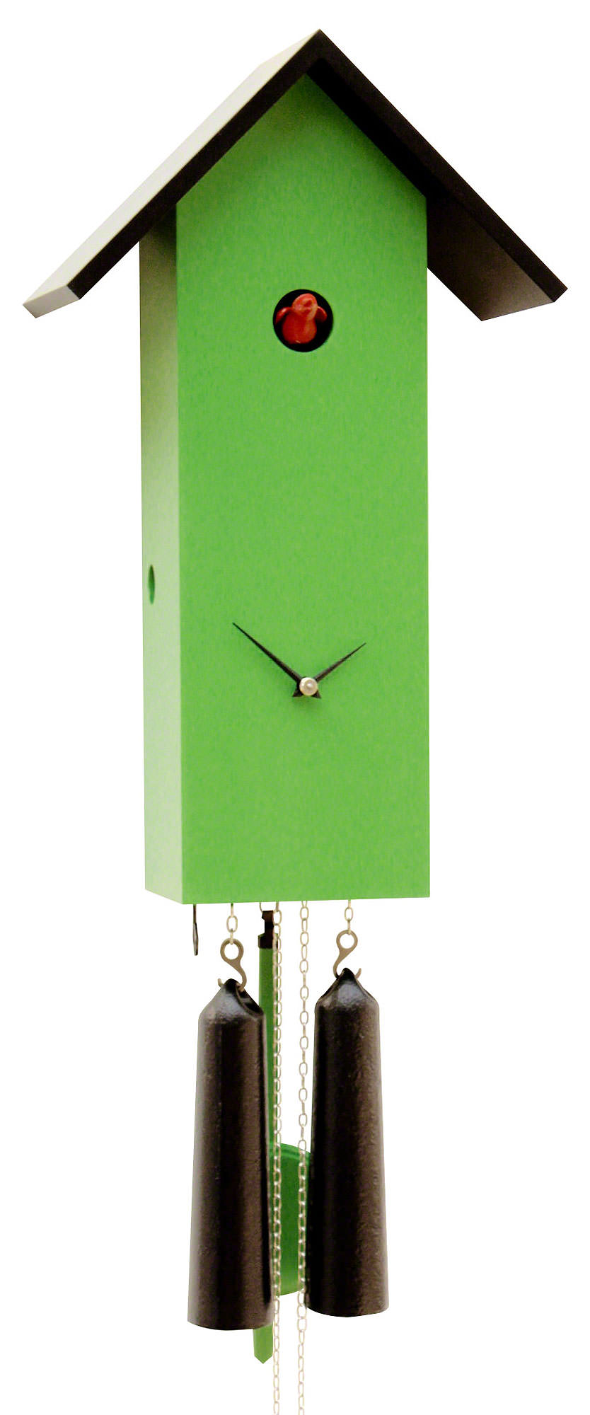 Cuckoo Clock 8-day-movement Modern-Art-Style 41cm by ...