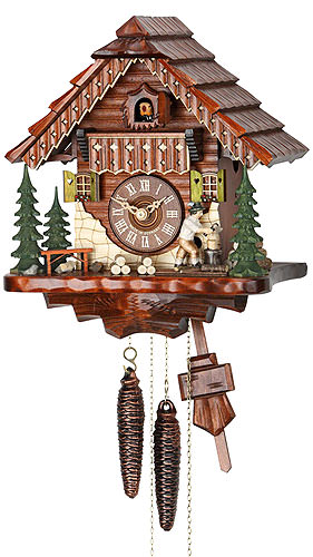 regula cuckoo clock instructions