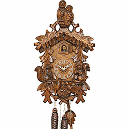 Cuckoo Clock 1-day-movement -Style 36cm by Hekas