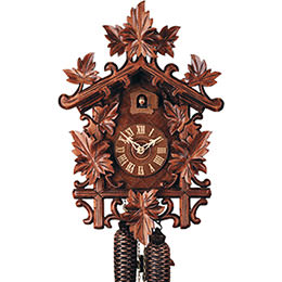 Cuckoo Clock 8-day-movement Carved-Style 45cm by Rombach & Haas