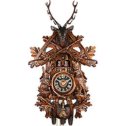 Cuckoo Clock 8-day-movement Carved-Style 72cm by H�nes