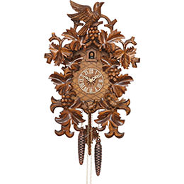 Cuckoo Clock 8-day-movement -Style 45cm by Hekas
