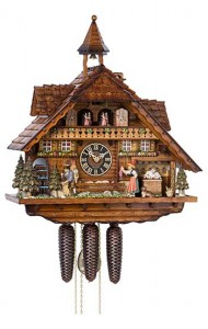 Black Forest Clock of the Year 2006