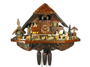Black Forest Clock of the Year 2009