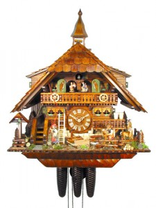 Black Forest Clock of the Year 2010