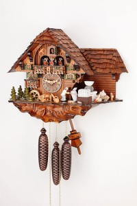 Black Forest Clock of the Year 2011 by Hubert Herr