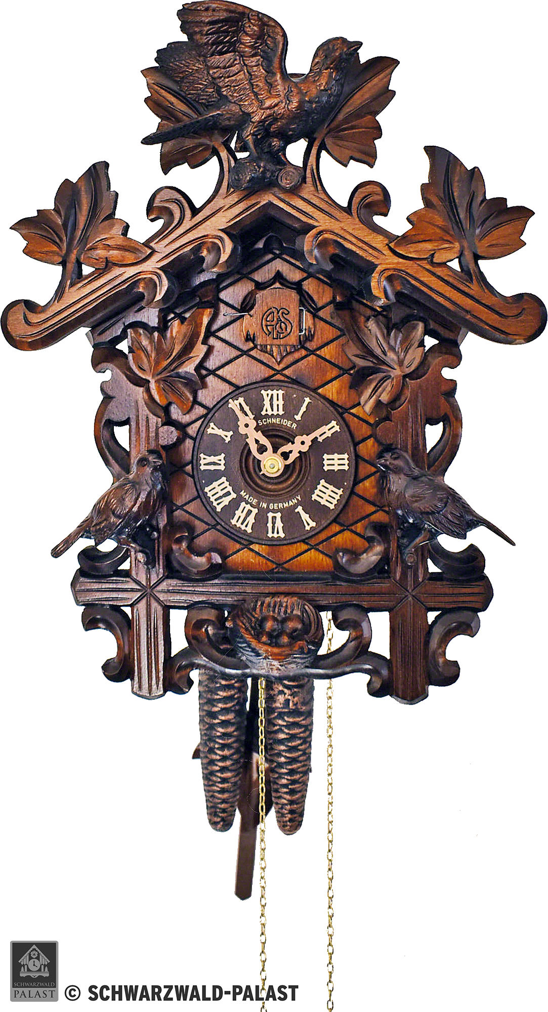 Anton schneider cuckoo clock manual