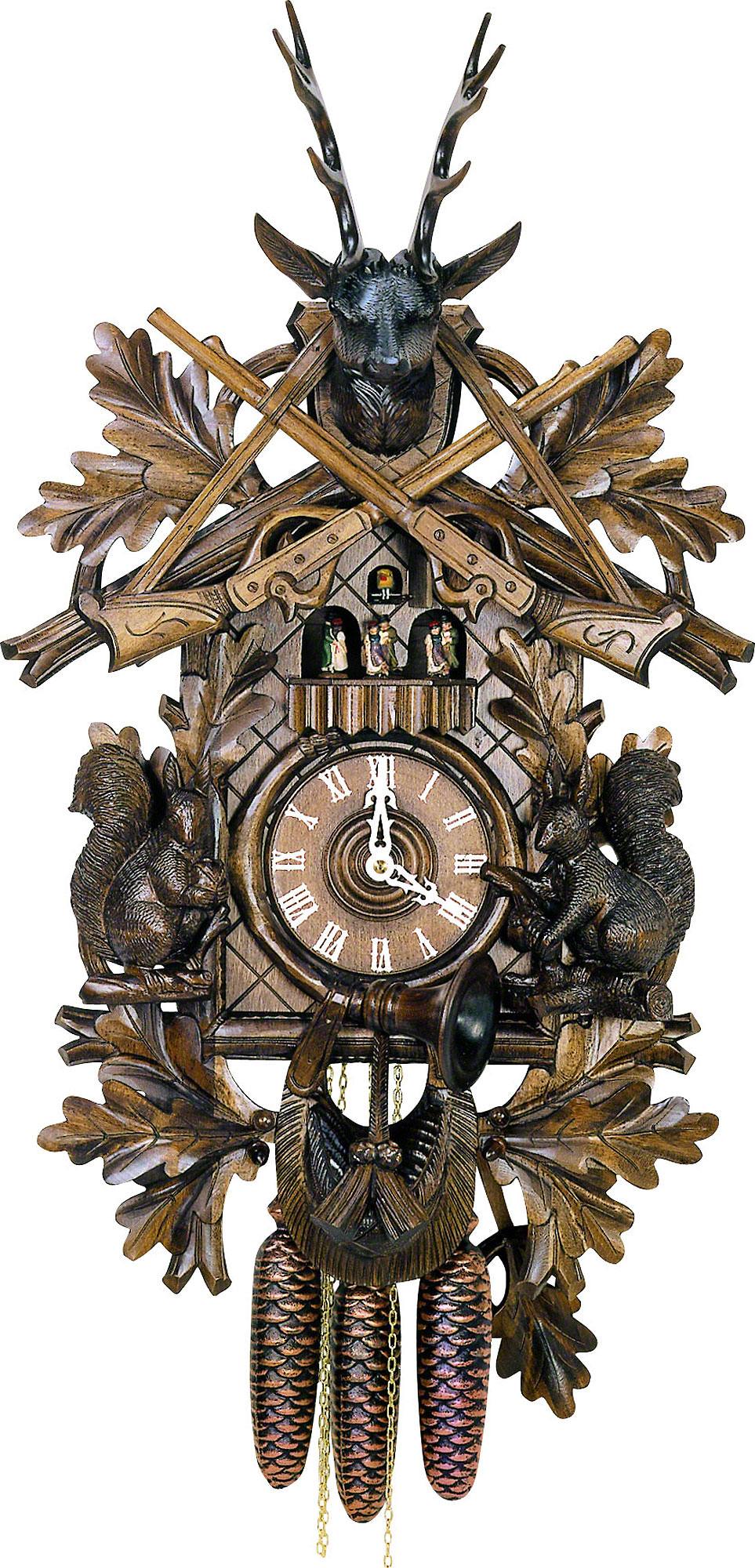It s About Time Dating your Regula Cuckoo Clock Movement