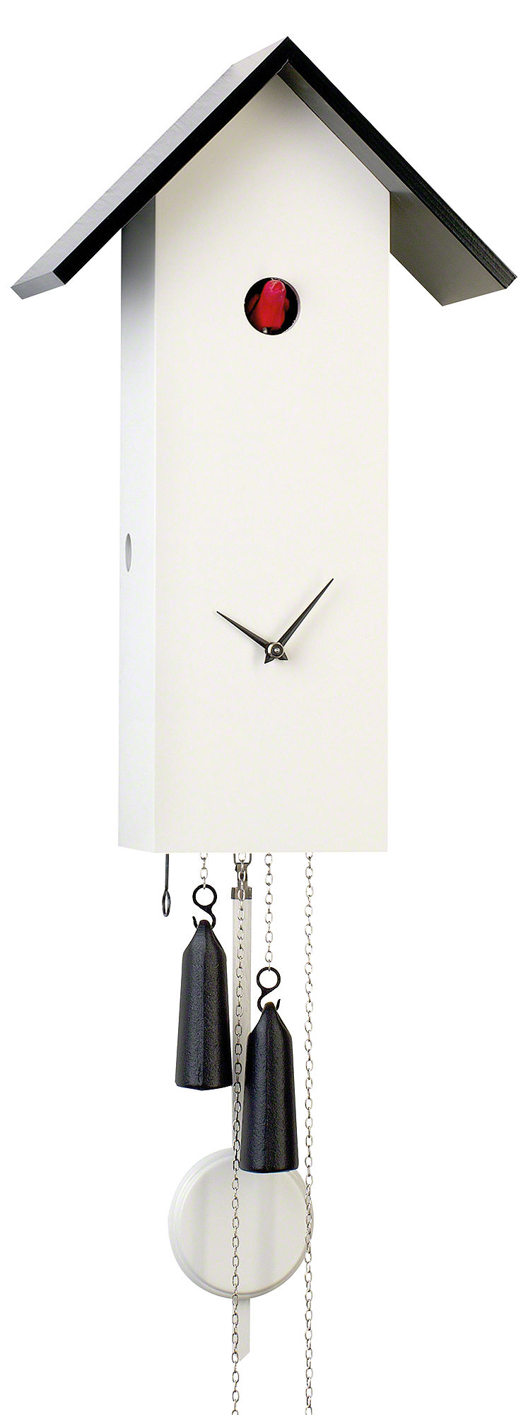 Cuckoo Clock 8-day-movement Modern-Art-Style 41cm by