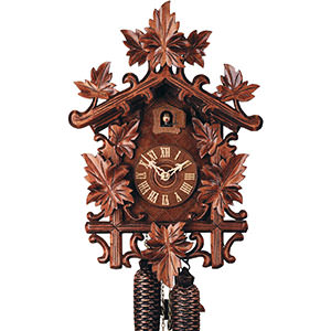 Carved Cuckoo Clocks Cuckoo Clock 8-day-movement Carved-Style 45cm by Rombach & Haas
