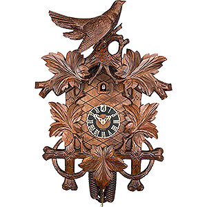 Novelties Cuckoo Clock 8-day-movement Carved-Style 61cm by Hönes