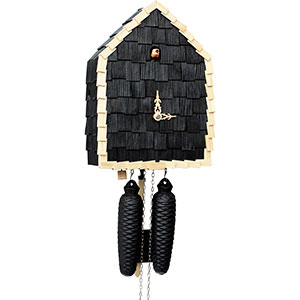 Novelties Cuckoo Clock 8-day-movement Modern-Art-Style 21cm by Rombach & Haas