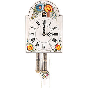 Shield Clocks - Black Forest Clocks Shieldclock 1-day-movement 24cm by Rombach & Haas