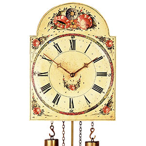 Shield Clocks - Black Forest Clocks Shieldclock 8-day-movement 25cm by Rombach & Haas