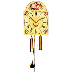 Shield Clocks - Black Forest Clocks Shieldclock 8-day-movement 35cm by Rombach & Haas