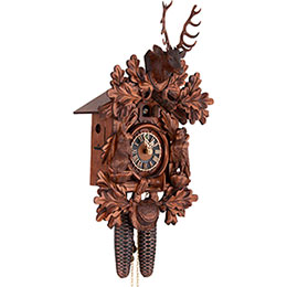 Cuckoo Clock 8-day-movement Carved-Style 58cm by Hönes