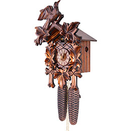 Cuckoo Clock 8-day-movement Carved-Style 34cm by Anton Schneider