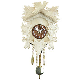 Black Forest Pendulum Clock Quartz-movement 14cm by Trenkle Uhren