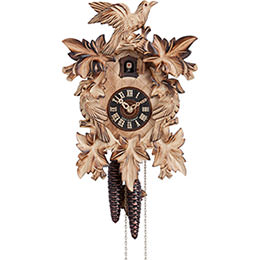 Cuckoo Clock 1-day-movement Carved-Style 35cm by H�nes