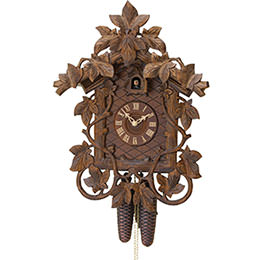 Cuckoo Clock 8-day-movement Carved-Style 49cm by Rombach & Haas