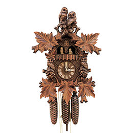 Cuckoo Clock 8-day-movement Carved-Style 50cm by Rombach & Haas