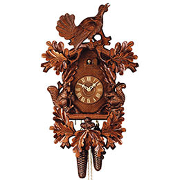 Cuckoo Clock 8-day-movement Carved-Style 57cm by Rombach & Haas