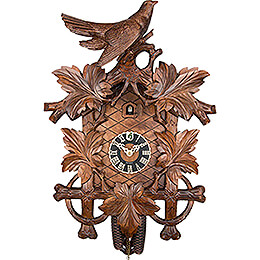Cuckoo Clock 8-day-movement Carved-Style 61cm by Hönes