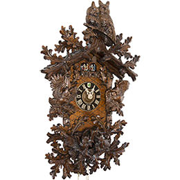 Cuckoo Clock 8-day-movement Carved-Stylecm by Hönes