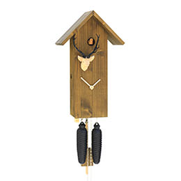 Cuckoo Clock 8-day-movement Modern-Art-Style 41cm by Rombach & Haas