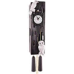 Cuckoo Clock 8-day-movement Modern-Art-Style 51cm by Hubert Herr
