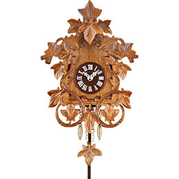 Cuckoo Clock Kuckulino Quartz-movement Black Forest Pendulum Clock-Style 20cm by Trenkle Uhren