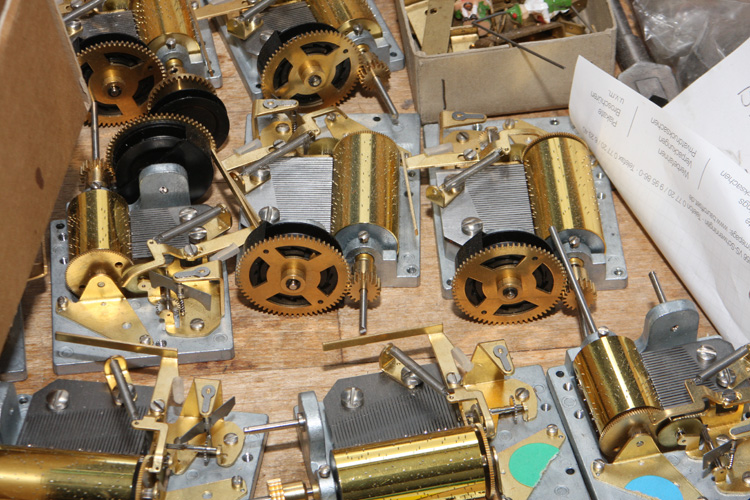 german cuckoo clock parts