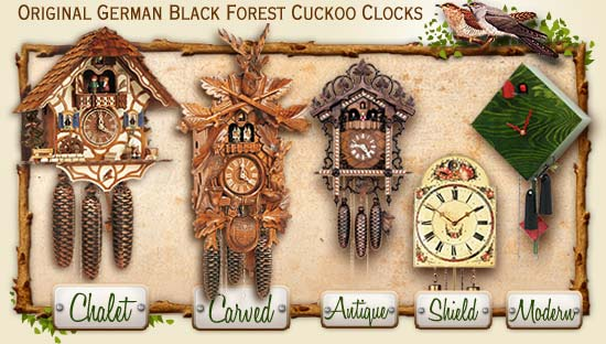 How much is my cuckoo clock worth