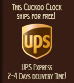 We ship with UPS!
